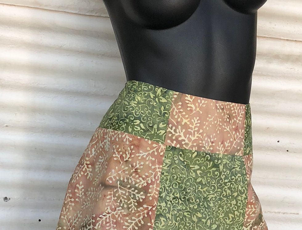 A-Line Skirt - The Bush