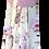 Thumbnail: Angel 4 way dress - Chrysanthemums
