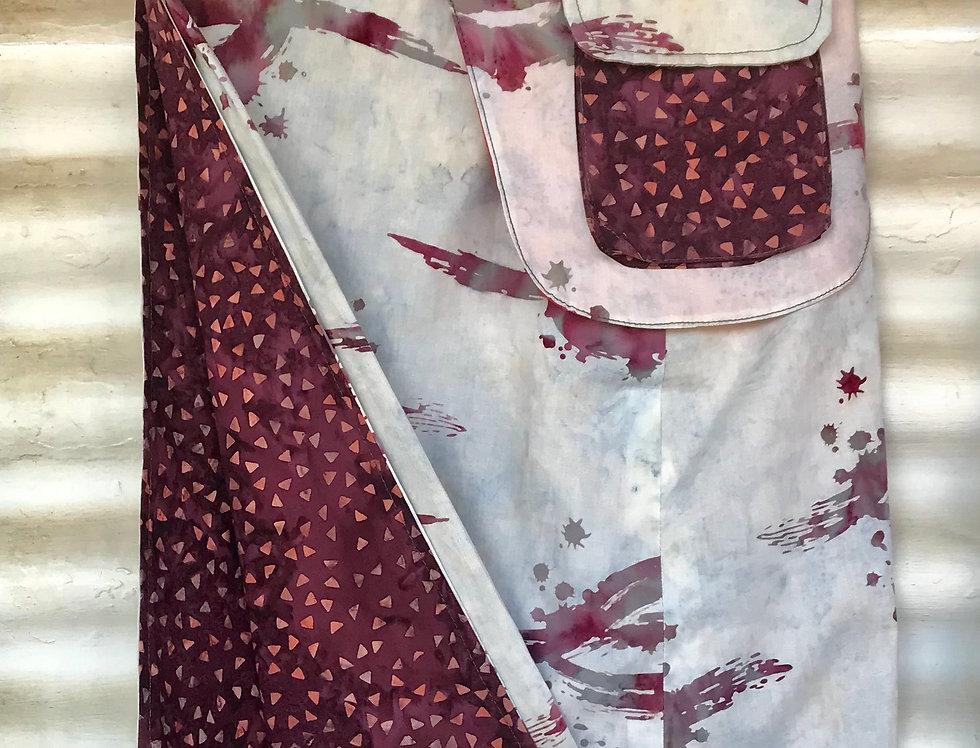 Reversible Skirt - Paint Splash