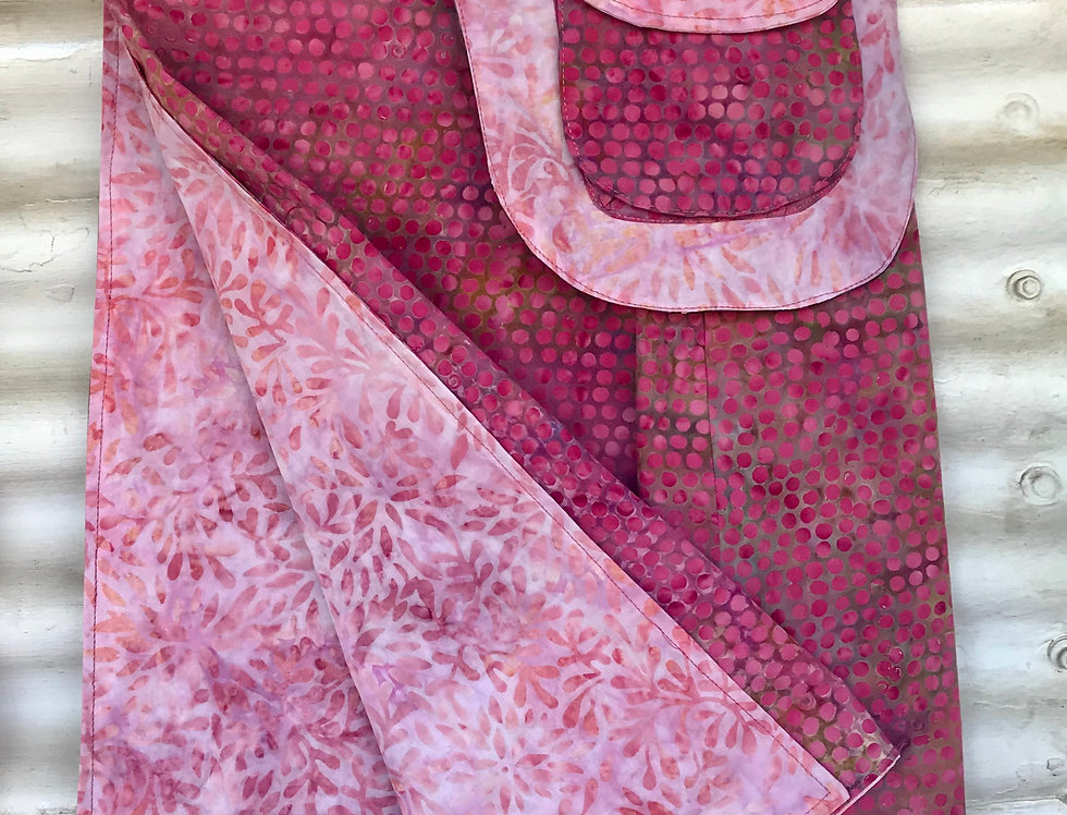 Reversible Skirt -Perfectly Pink