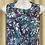 Thumbnail: Gathered Dress - Bougainvillea