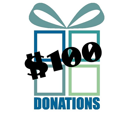 $100 General Donation