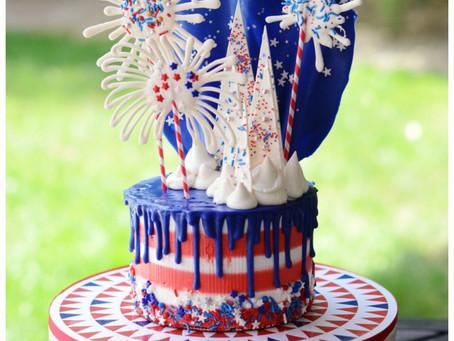 アメリカの誕生日🇺🇸 独立記念日ー7月4日