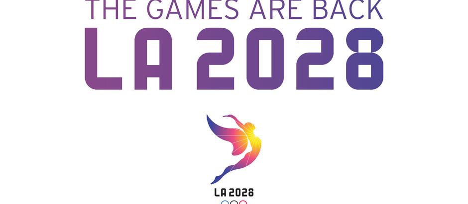 """2028年は、""""ロサンゼルス""""五輪です"""