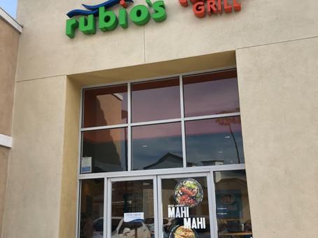 TACO BELLより美味しい!メキシカン Rubio's