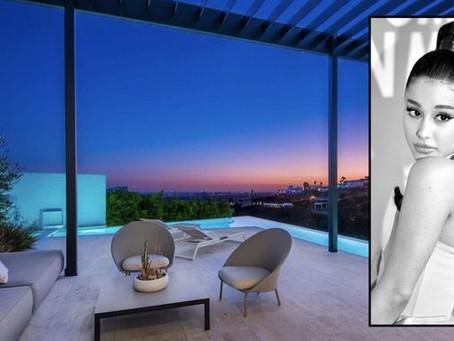アリアナ・グランデが購入したハリウッドの豪邸
