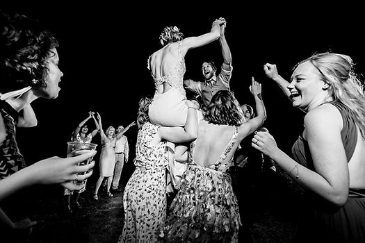 Wedding dancing in Hampshire