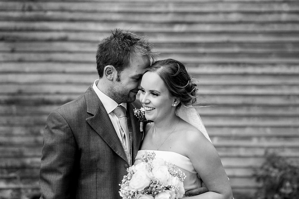 couple wedding portraits