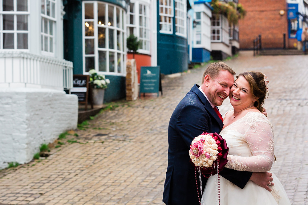 Wedding Photos in Lymington Hampshire