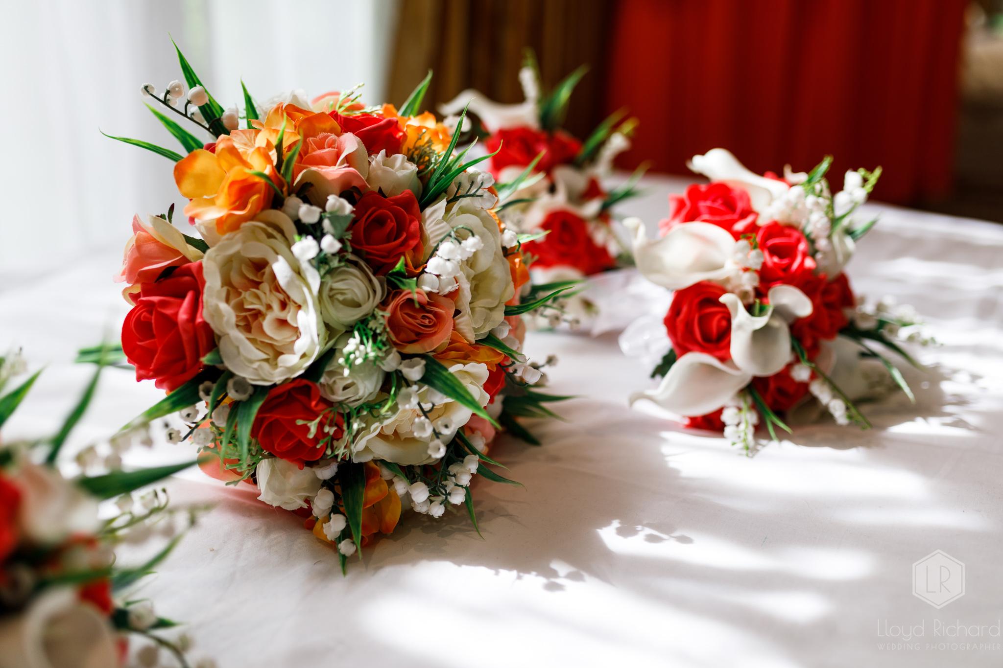wedding flowers winchester