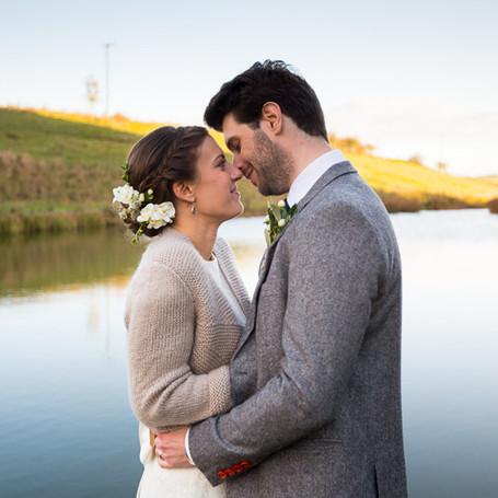 Sheepdrove Organic Farm Wedding Photographer