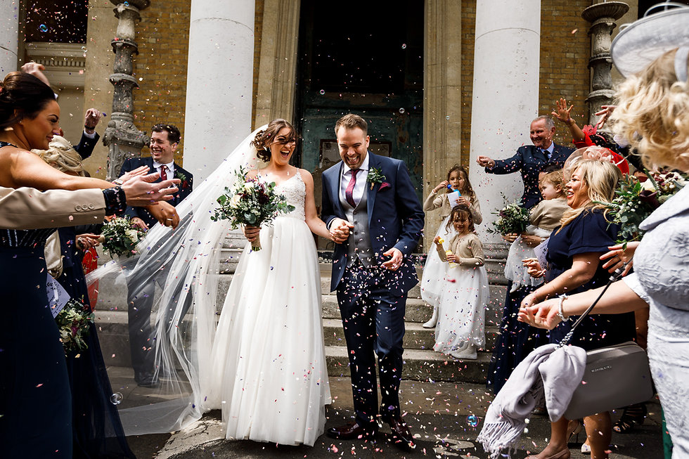 Hampshire Wedding Photos