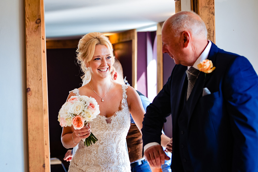 Waking into the rustic Barn at Burley Manor