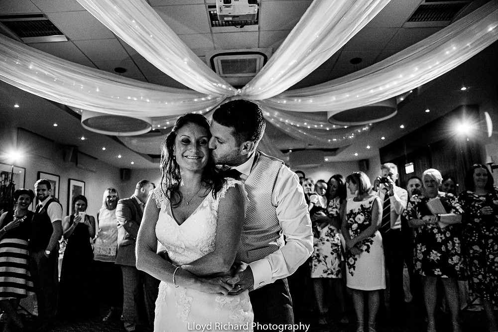First Dance at De Vere New Place Hotel