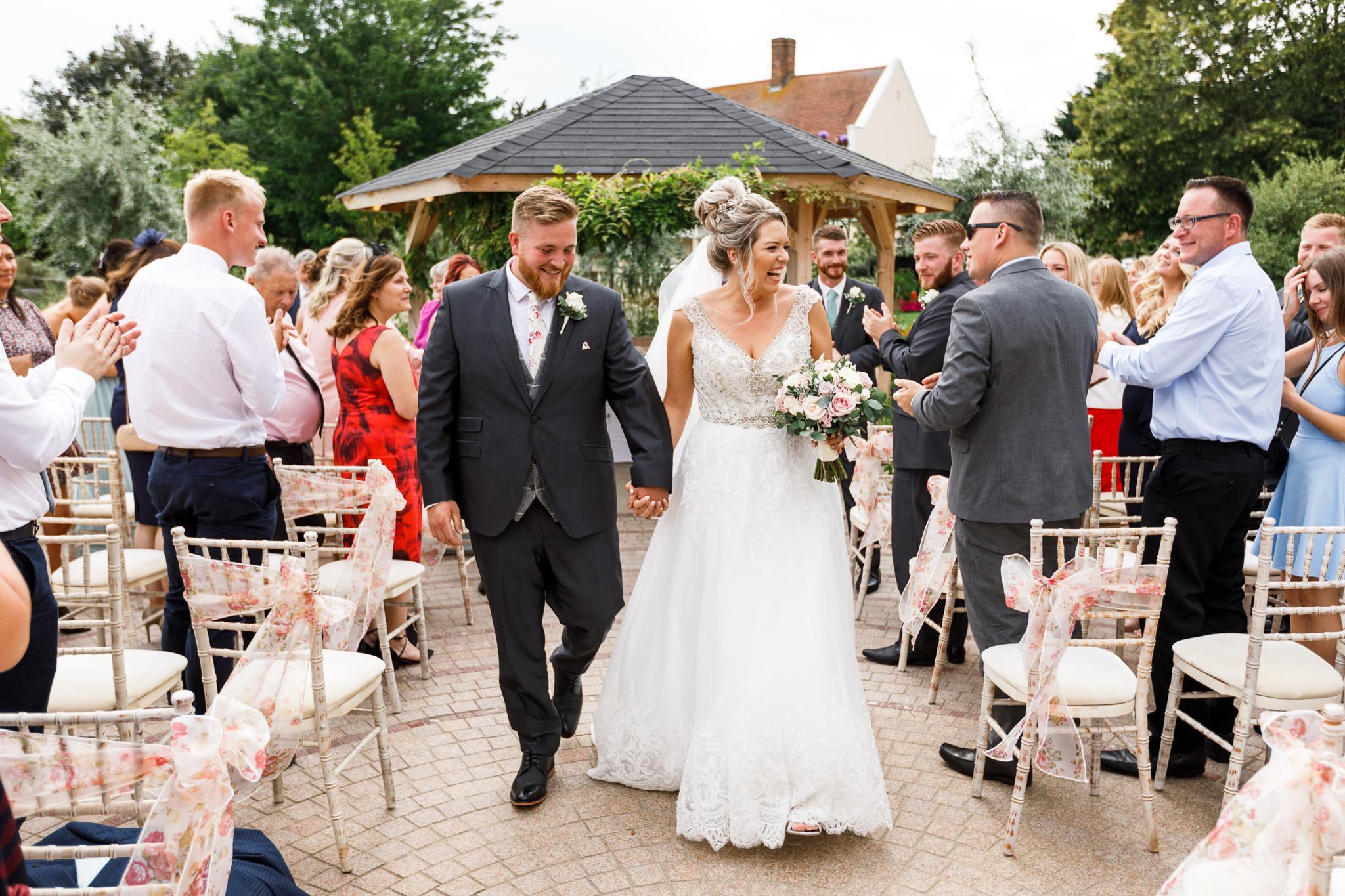 Field Place Manor Wedding