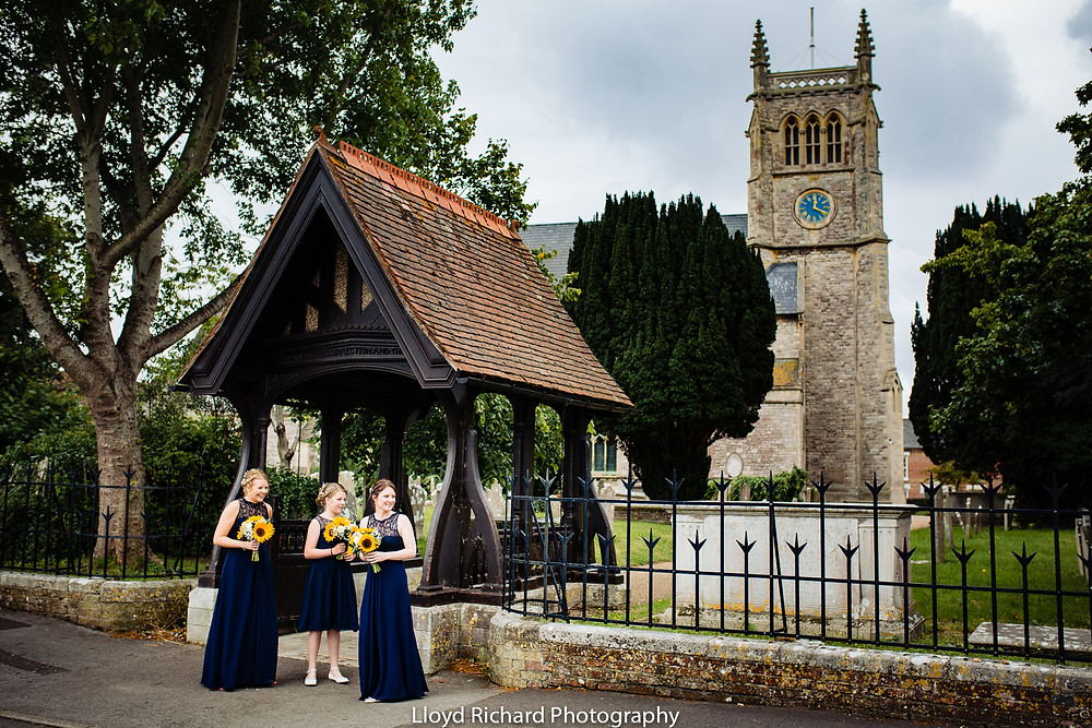 St Mary's Church Wedding Gosport