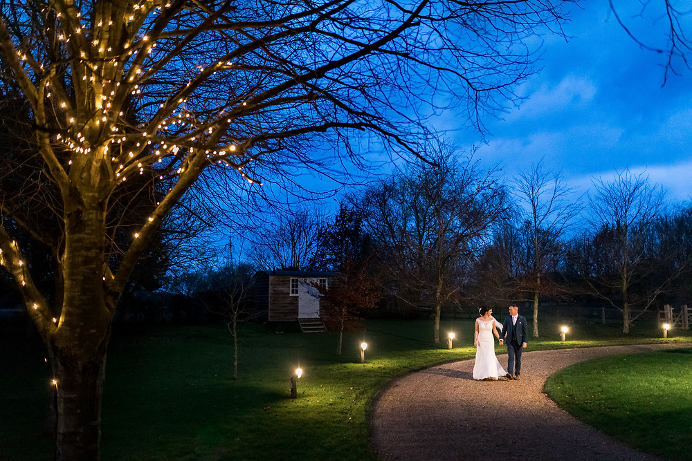 Petersfield Barn Wedding