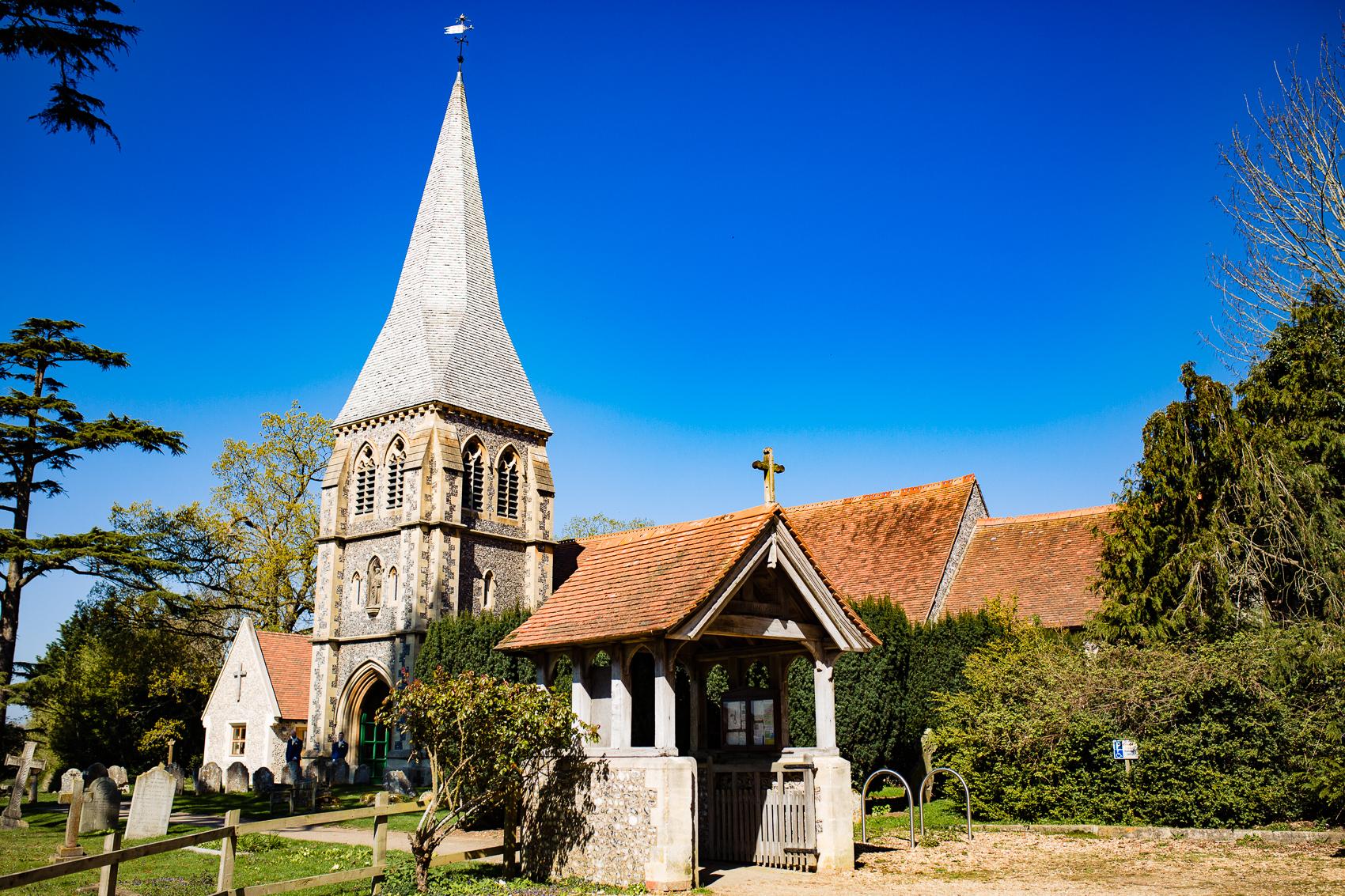 St Leonards Church Sherfield on Loddon