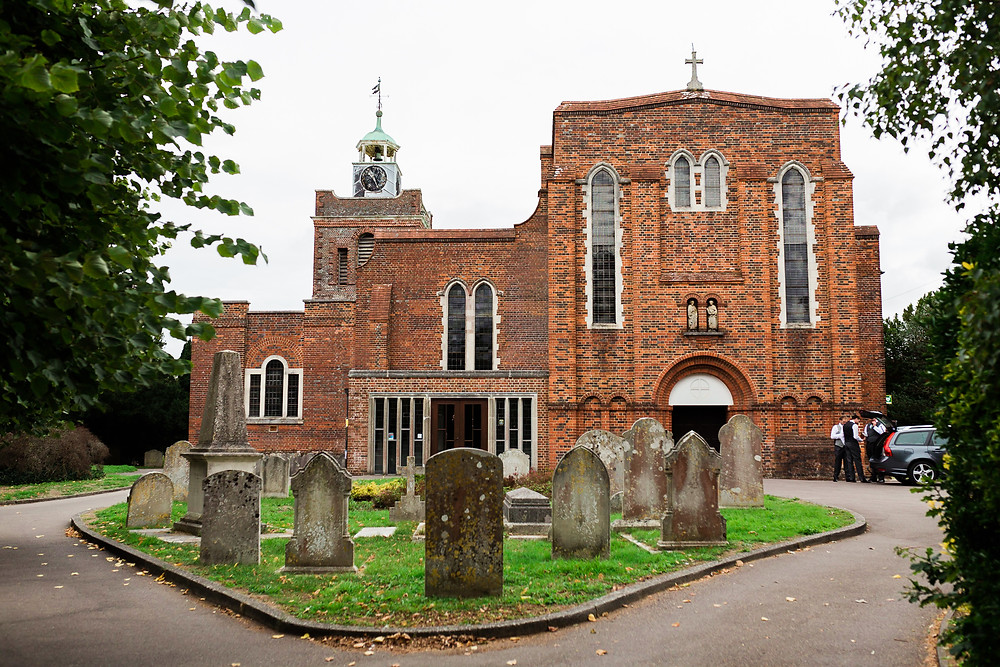 aint Peter and Saint Paul's Church, Fareham