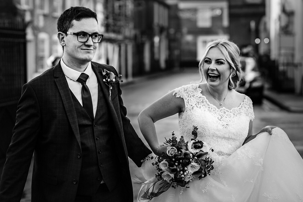 Chichester Harbour Hotel Wedding Photography