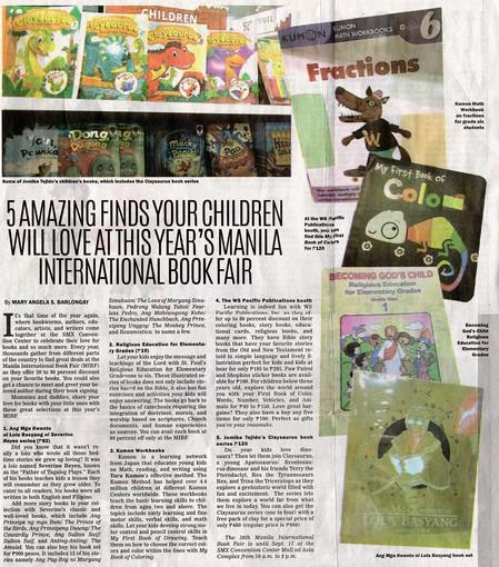 Media Exposure: The Manila International Book Fair