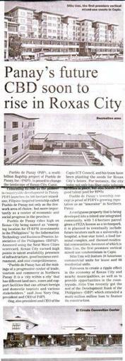 Media Exposure: Pueblo de Panay