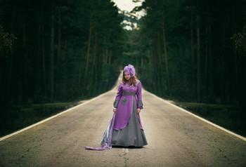 Princesa en mitad de la nada