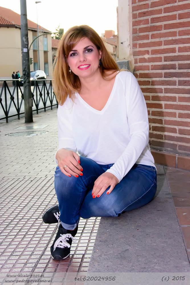 Sesión por las calles de Alcalá