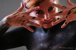 Body Paint El Universo