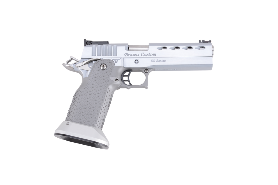 SC Limited - Chrome Finish with Steel Grip