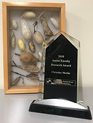 Photo of Junio Faculty Research Award