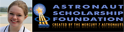 Ashley Hayden Astronaut Scholaship Foundation