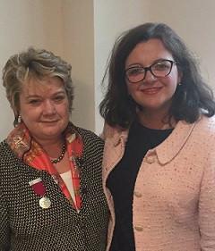 TBH co-founder Heather McGregor awarded CIPR President's Medal