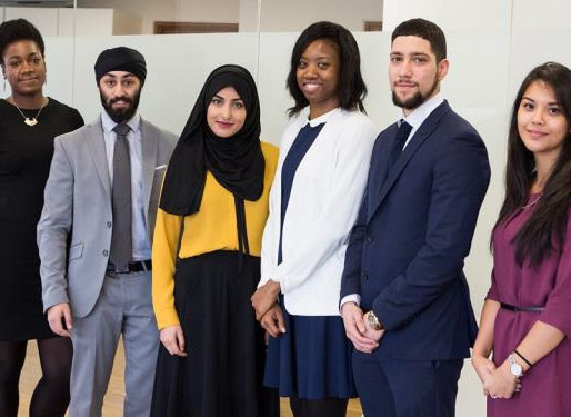 Taylor Bennett Foundation wins PRWeek diversity award