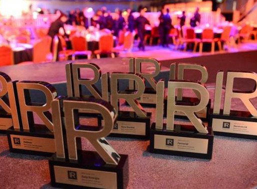 TBH sponsoring 2015 IR Magazine Awards & Conferences – Greater China & South East Asia