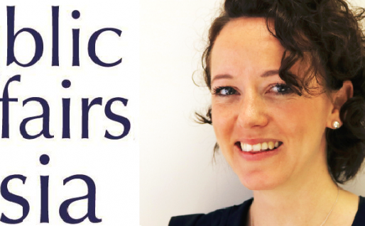TBH's Sarah Crawshaw talks government relations with PublicAffairsAsia