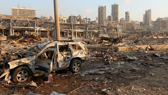 THE BEIRUT BLAST: A PERPETUAL CYCLE OF GOVERNMENTAL INCOMPETENCE
