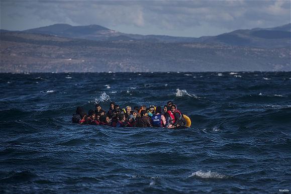 GREECE SECRETLY EXPELS OVER 1, 000 REFUGEES, ABANDONING THEM AT SEA