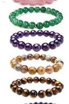 Healing crystals bracelet