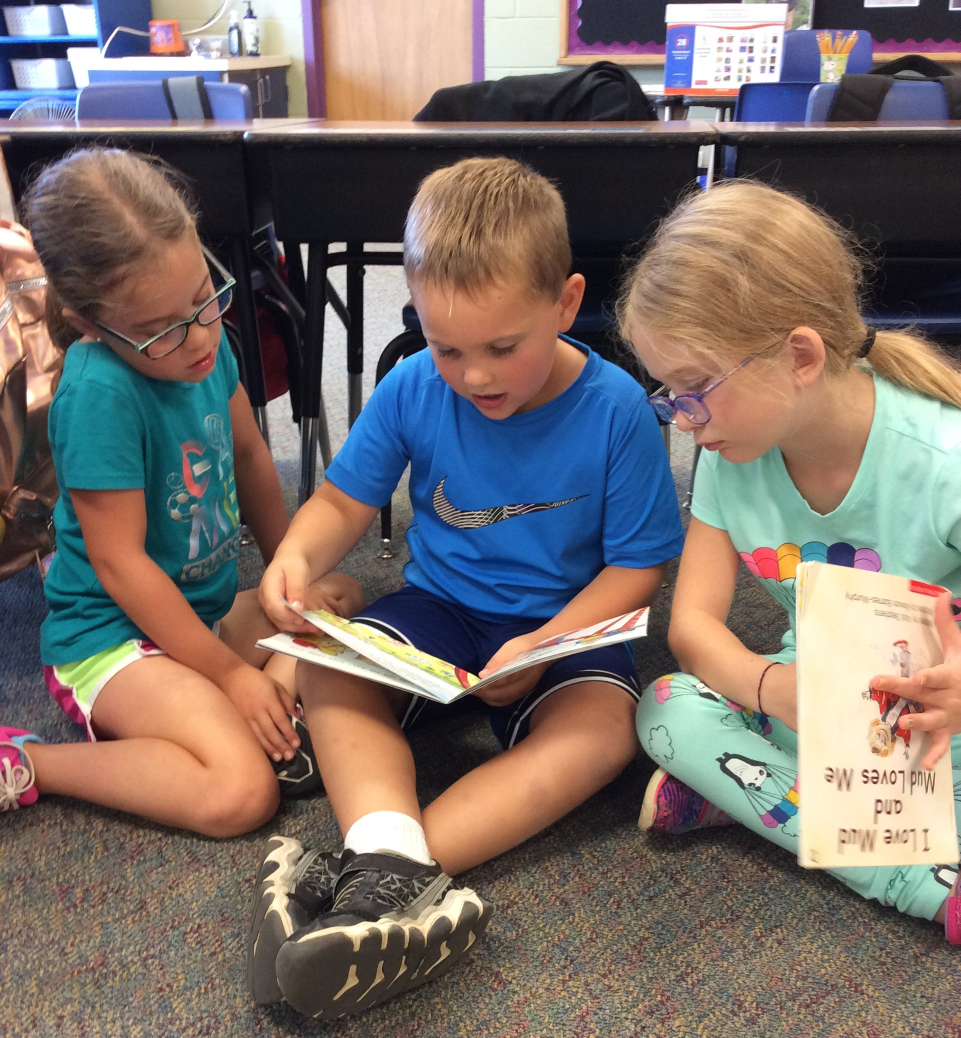 Troyer students reading_edited