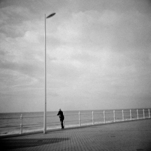 The man and the lampost