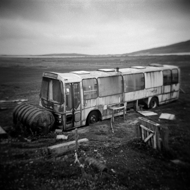 The Old Scout Bus