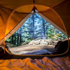 3.  camping en grand air