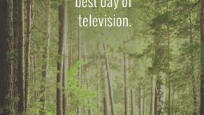 Les enfants ne se souviennent pas leur meilleure journée de télé...