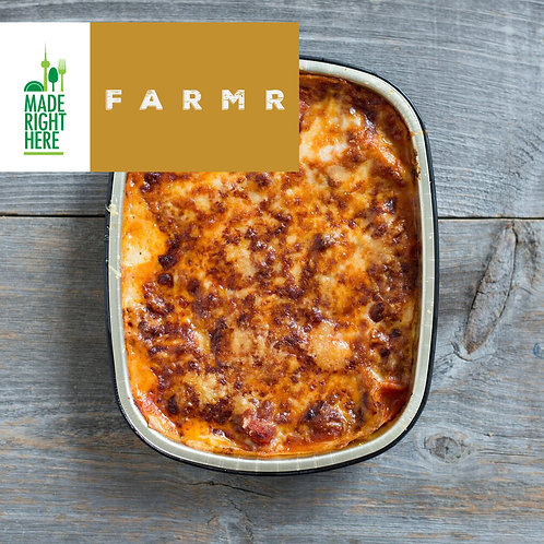 CLASSIC MEAT LASAGNA BY FARMR