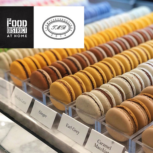 MACARONS BY THE MACARON BOUTIQUE