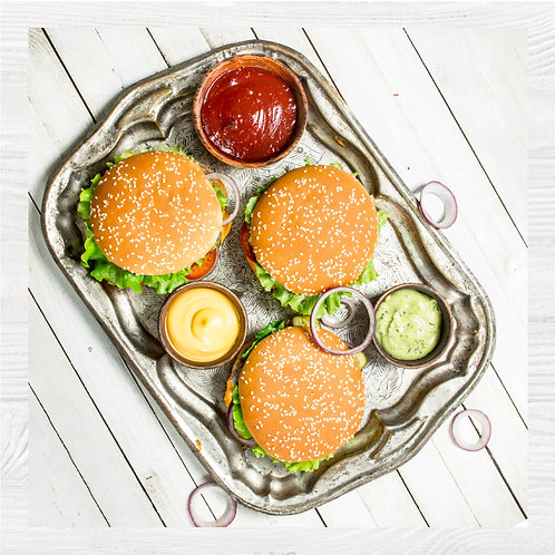 BURGER KIT BY PIER 87