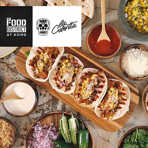TACO DIY MEAL KIT BY LA CARNITA