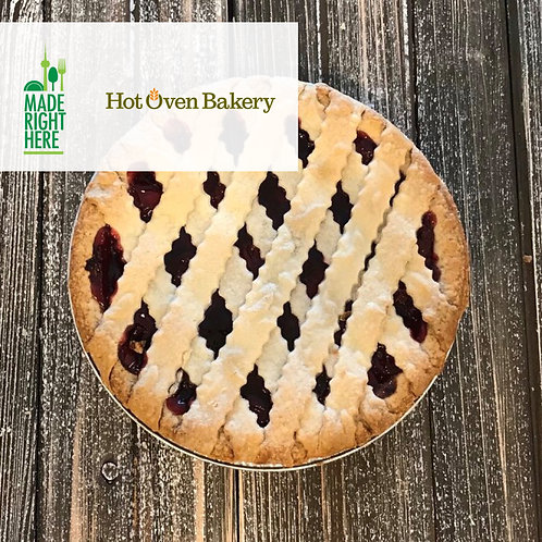 FRUIT PIE BY HOT OVEN BAKERY