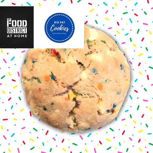 GIANT COOKIES BY BIG FAT COOKIE